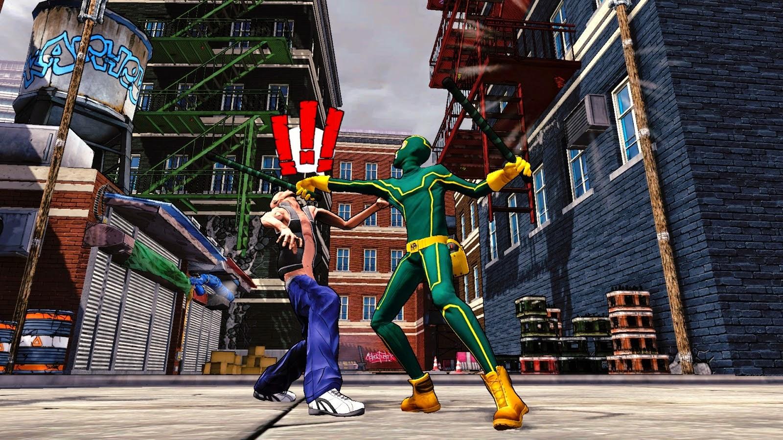 Game Kick Ass 2 Full Version