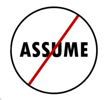 ron asked if theres an appreciable difference between the words assume and presume each has several meanings so they do diverge at times but the online - Difference Between Assume And Presume