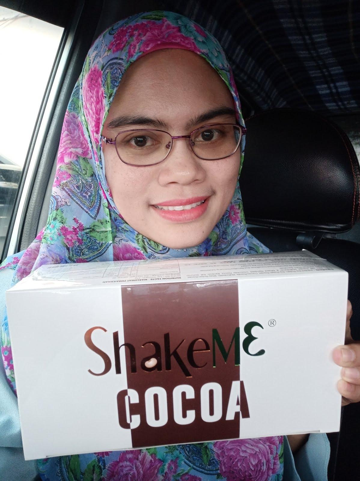 Shake Me COCOA Murah
