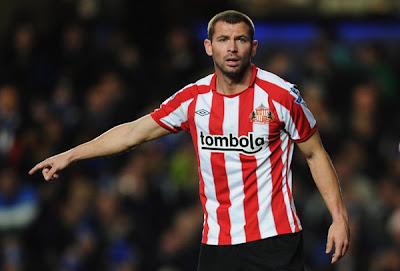 Phil Bardsley - Sunderland AFC (1)