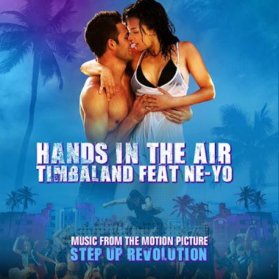 Timbaland - Hands In The Air (feat. Ne-Yo) Lyrics