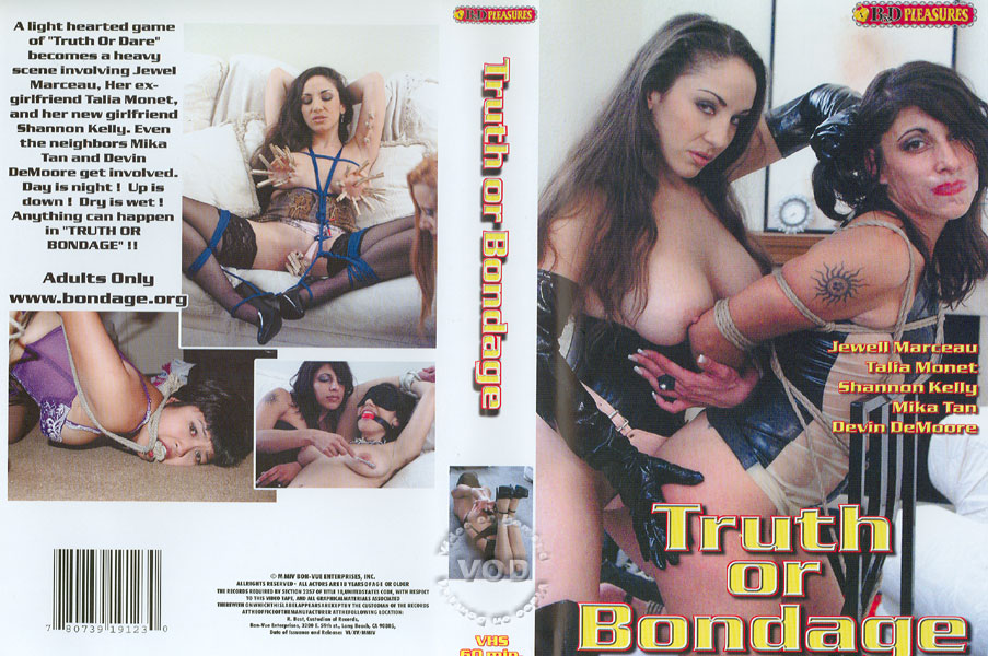 Truth or bondage can