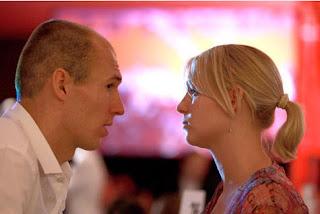 Arjen Robben Wife