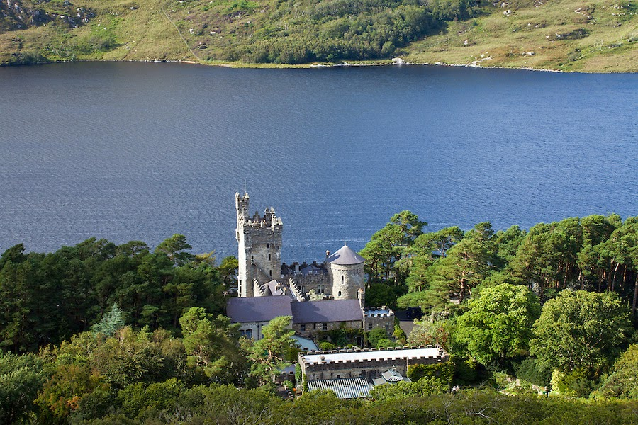 Glenveagh National Park, Donegal, Irland
