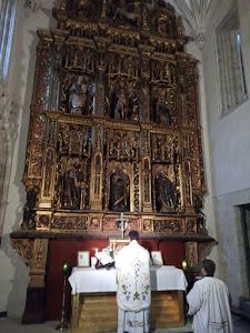 Misa Tradicional en Betanzos
