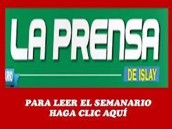 DIARIO LA PRENSA DE ISLAY