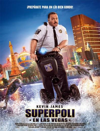 Ver Superpoli en Las Vegas (2015) Online