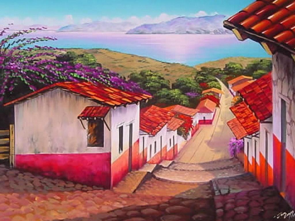 Pintura moderna y fotograf a art stica cuadros pinturas - Cuadros de pintura ...