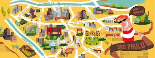 ilustração de São Paulo
