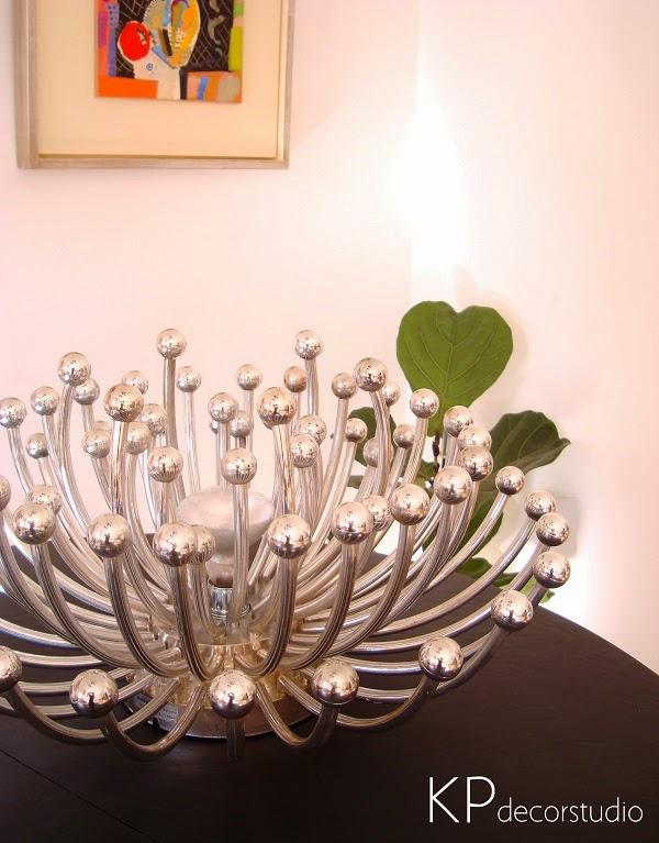Lámparas vintage en valencia modelo pistillo italiana