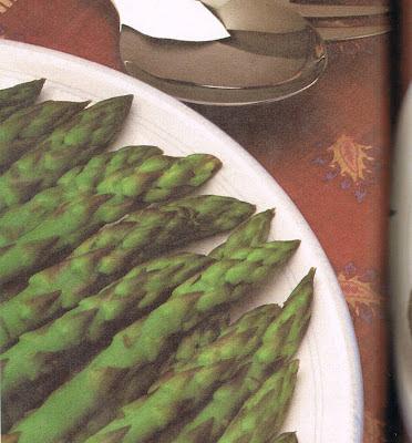 Asparagus with L...