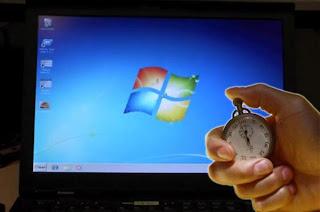 Как увеличить скорость загрузки Windows 7