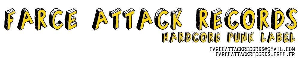 Farce Attack Records