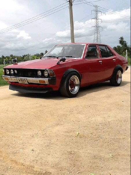 Here Is A Nice Neat Galant Sigma Aka GE From Thailand But This One Fitted With