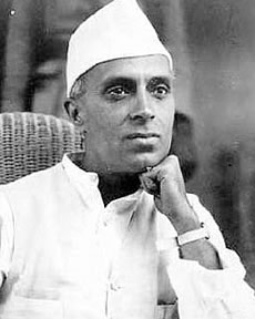 Jawaharlal Nehru - Indian Leader