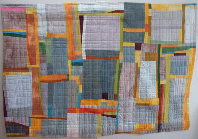 Uta Lenk - Justquilts: Workshop With Nancy Crow – Viewed ...