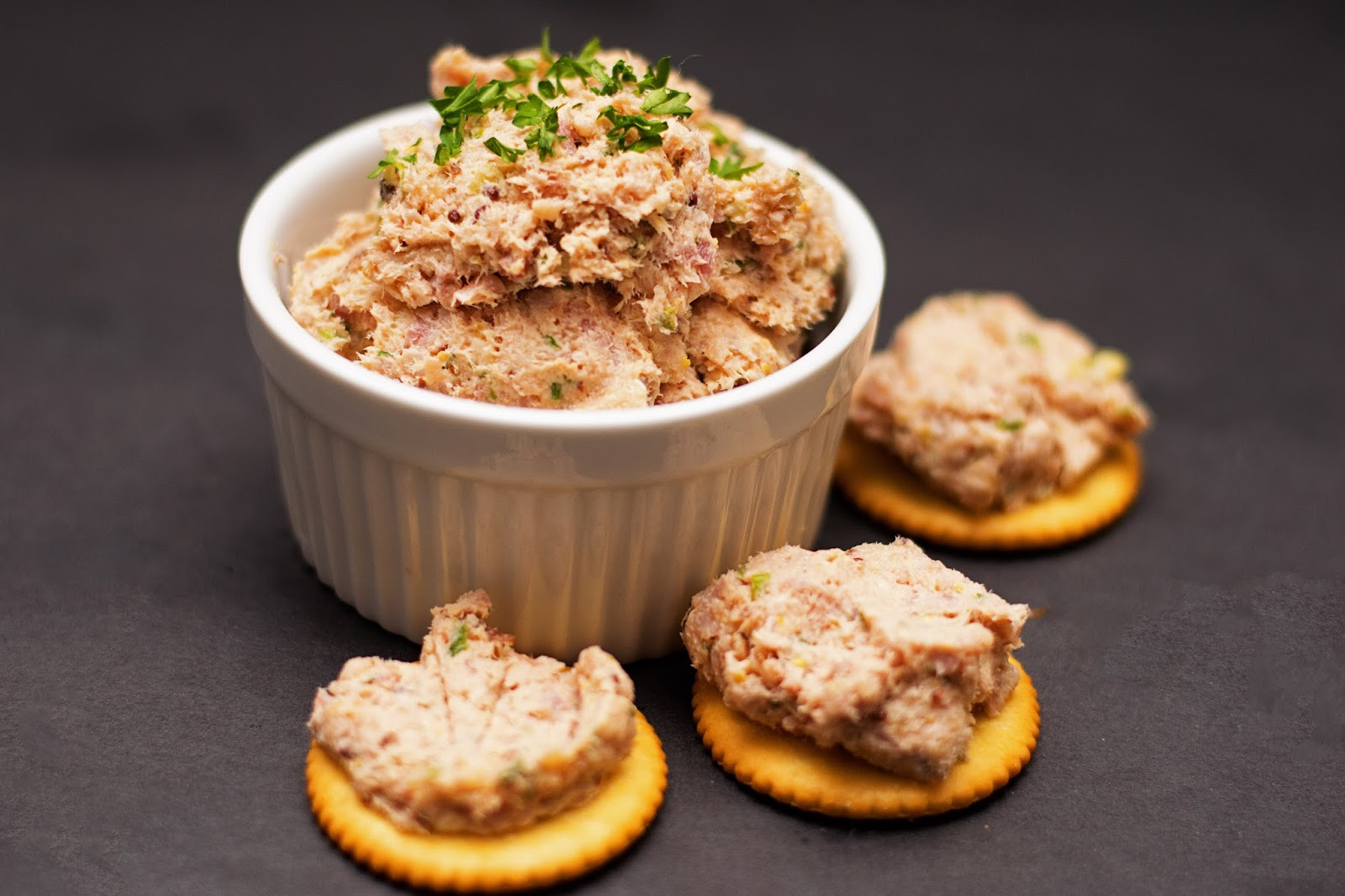 how to make ham salad spread