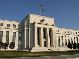 Federal Reserve headquarters building