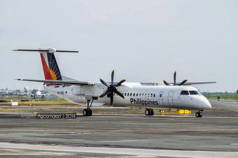 Are PAL Q400 Aircraft Bound for Cambodia?