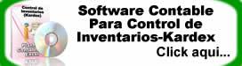 Plantilla Control de Inventarios - Kardex
