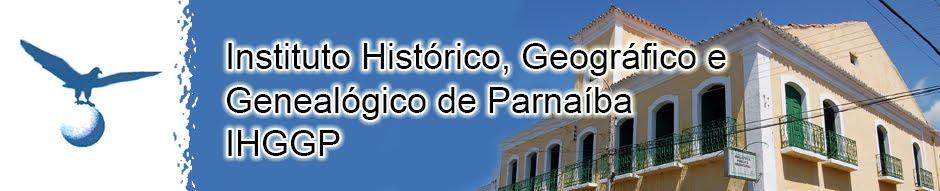 Instituto Histórico, Geográfico e Genealógico de Parnaíba - IHGGP