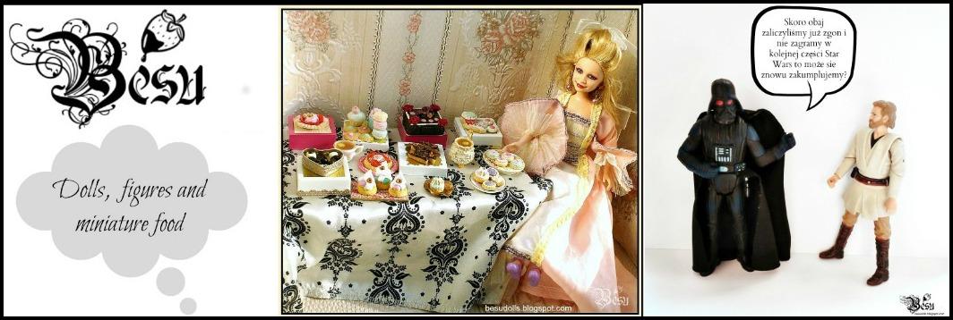 Besu-dolls and miniatures