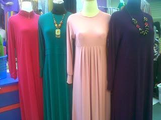 Grosir Baju Muslim Tanah Abang