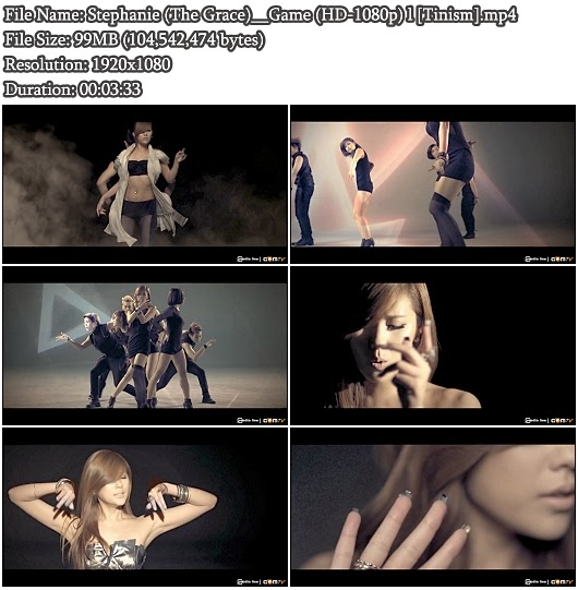 Download MV Stephanie () (The Grace / CSJH) - Game (Full HD 1080p)