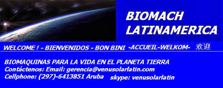 BIOMACH  MAKE OVER - LATINAMERICA