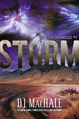 Storm by D. J. MacHale