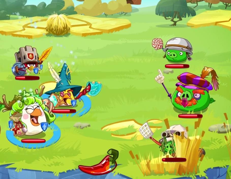 Rovio Angry Birds Epic