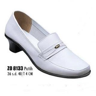 Sepatu pantofel wanita ZO 8133