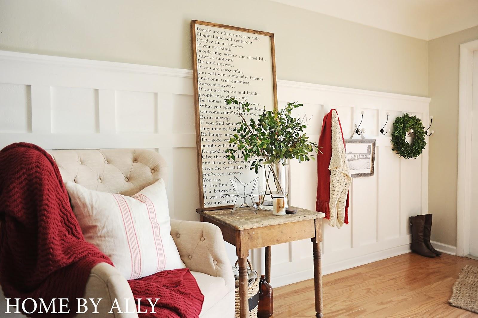 New Minted Art- Custom House Portrait & Board and Batten Entryway ...