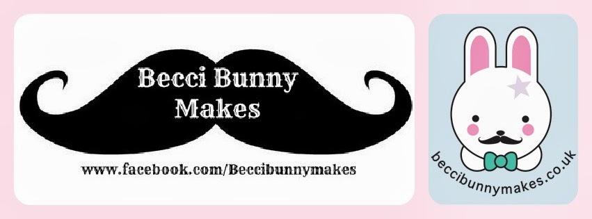 Becci Bunny's Blog