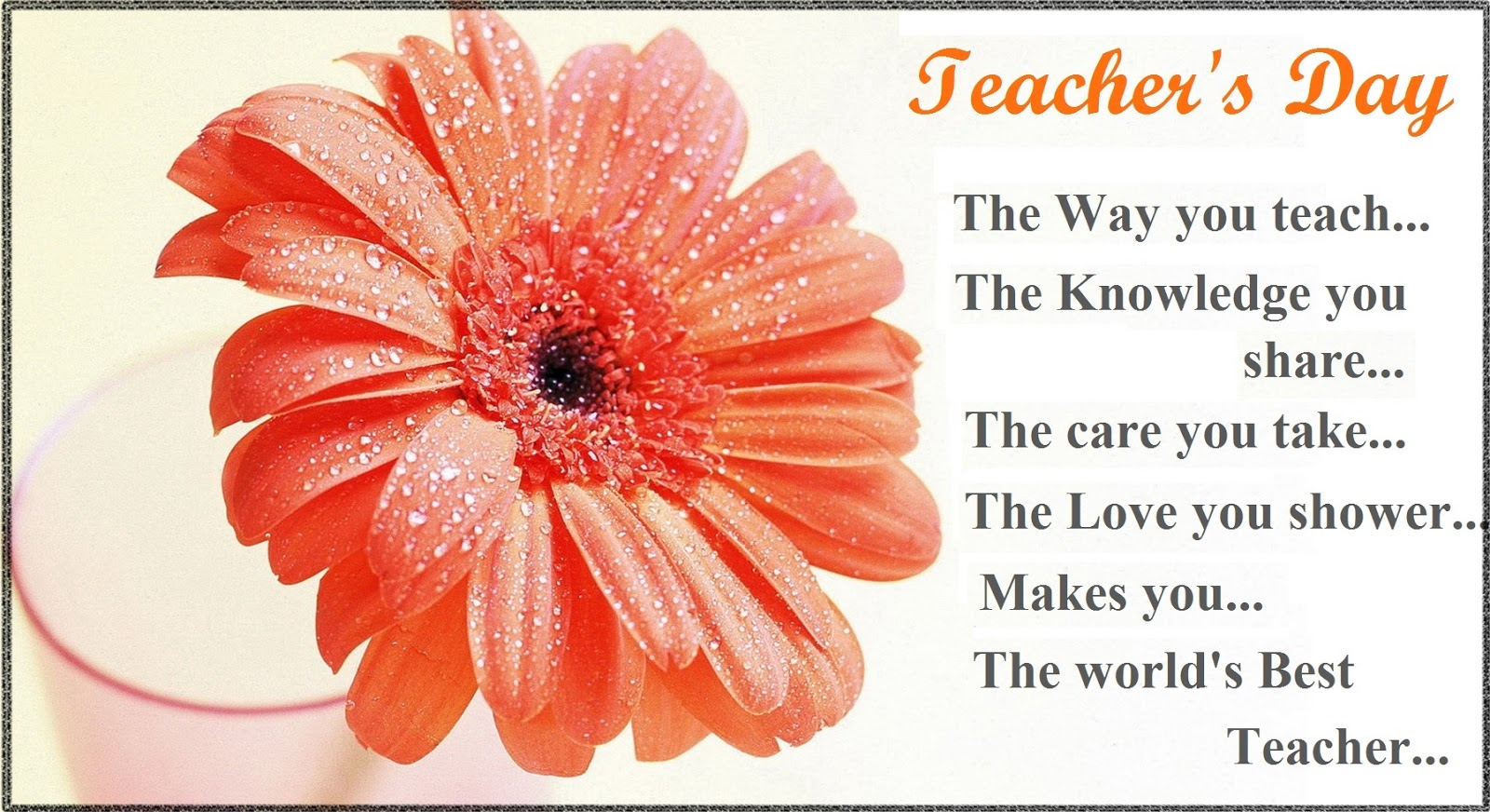 Happy Teacher Day Cards, Free Teacher Day ECards