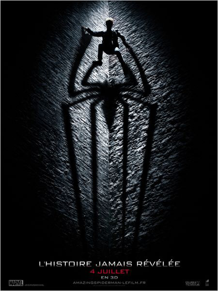 affiche Amazing Spiderman fr 2012