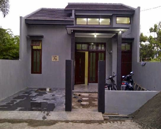 RUMAH DIJUAL Jual rumah bangunan minimalis baru sby selatan