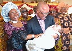 Some Politicians Mocked Our 23yr Childlessness:Ex-Minister