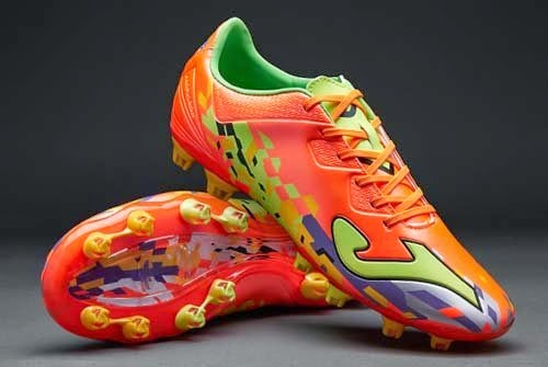 Joma Propulsion 3.0 FG football boots for world cup 2014