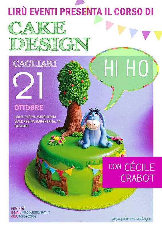 Fantasticakes by cecile nuovo corso di cake design a for Corso interior design cagliari