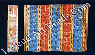 Bead Bracelet of Princess Sit – Hathor – Yunet, from Lahun