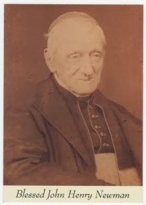 Blessed John Henry Newman,