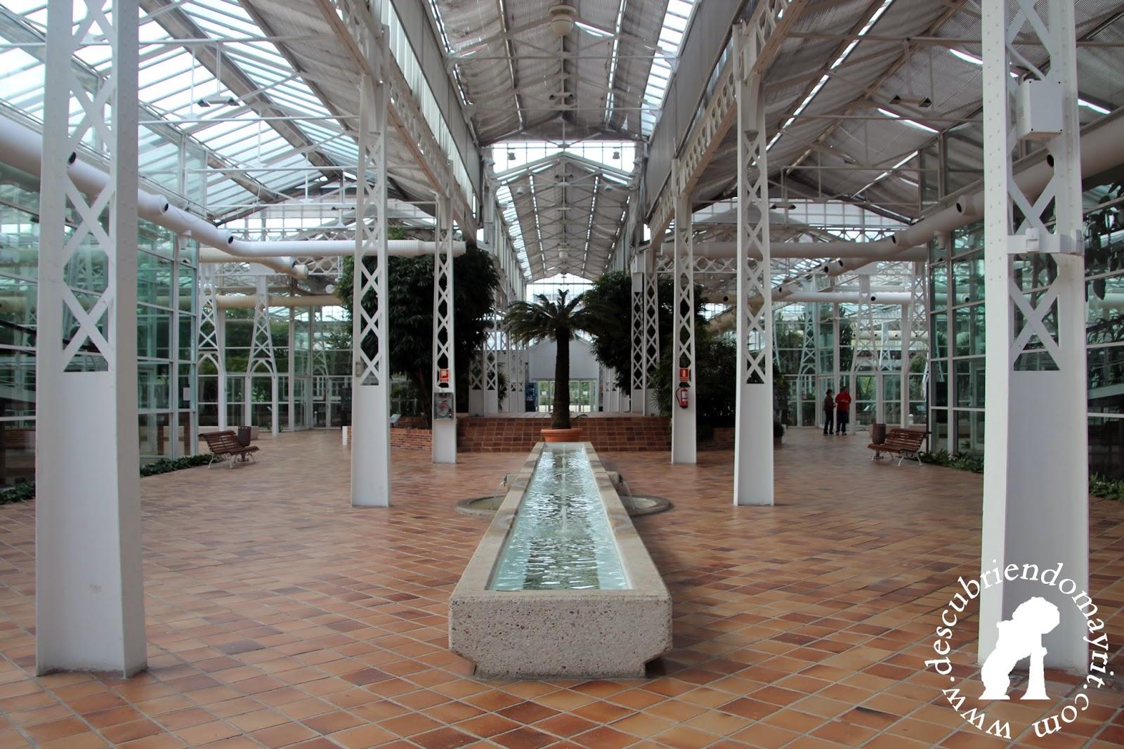 Descubriendo mayrit guia de turismo en madrid palacio - Invernadero de cristal ...