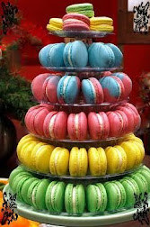 Afternoon tea, Macarons