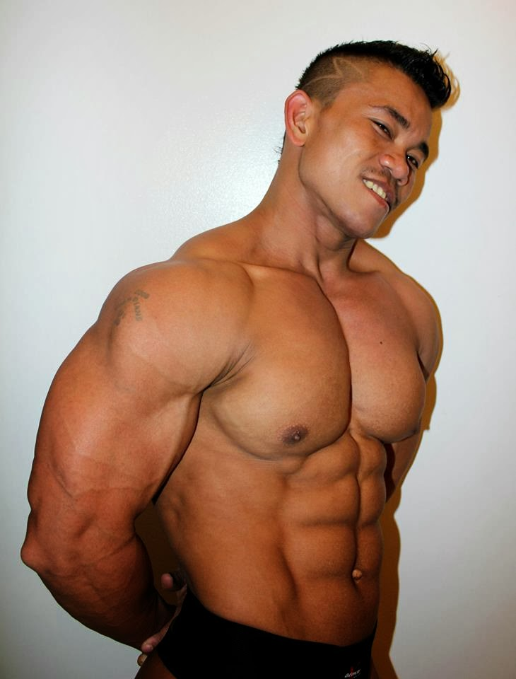 Name asian male muscle Ava