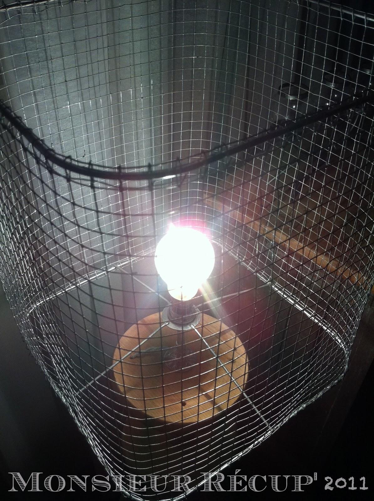monsieur r cup 39 tabouret lampe. Black Bedroom Furniture Sets. Home Design Ideas