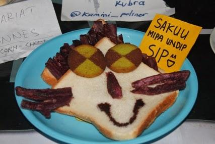 Masakan KAMMI MIPA UNDIP dalam Jambore Ukhuwah, salatiga, semarang, kammi semarang, dakwah kampus, jawa tengah