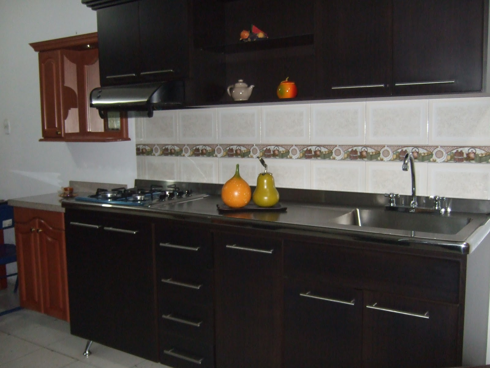 F f cocinas integrales cocinas planas deco for Fotos de cocinas grandes