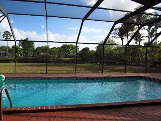 Miami Florida pool