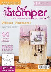 Front Cover of Craft Stamper January 2017